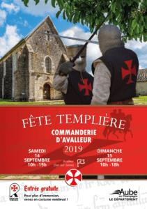 Fête templière à la commanderie d'Avalleur @ Commanderie d'Avalleur