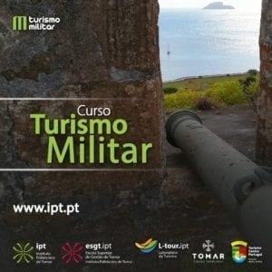 Curso Turismo Militar @ Instituto Politécnico de Tomar