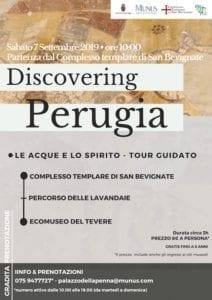 Discovering Perugia @ Complesso templare di San Bevignate