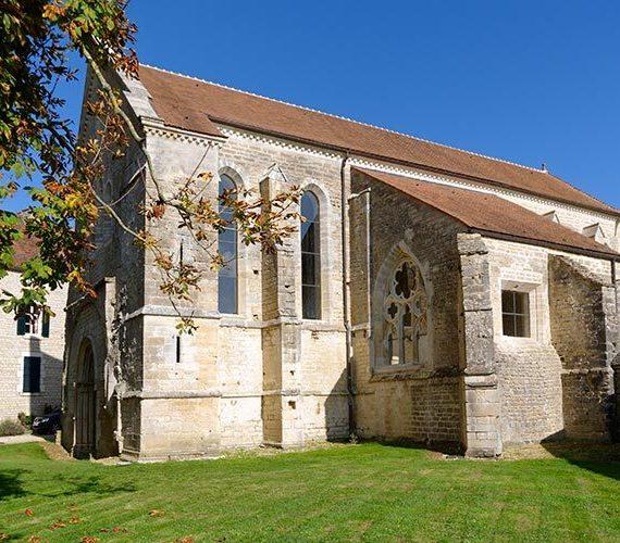 chapelle saint georges (c) Commanderie d'Epailly (2)