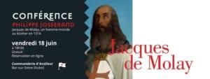 Conférence - Philippe Josserand @ Commanderie d'Avalleur